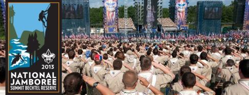 Boy Scout 2013 Jamboree